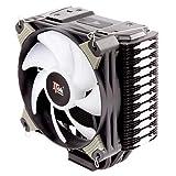 Itek Taurus Belzer RGB Dissipatore per CPU, Multicolore
