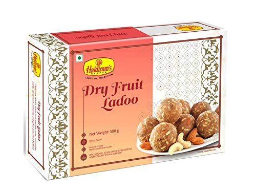 Haldiram's Nagpur Dry Fruit Laddu 400gm