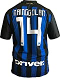 F.C. INTER - L.C. SPORT srl Maglia Inter Nainggolan 14 Replica...