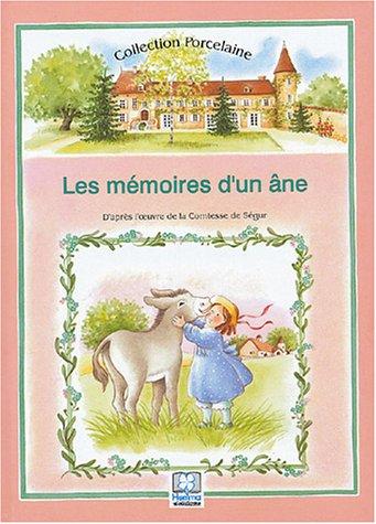 Les mémoires d'un âne par Comtesse de Ségur