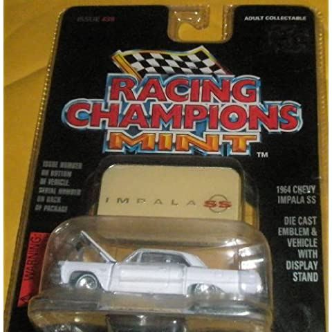 Racing Champions Mint-1964 Chevy Impala SS #38 by Racing Champions
