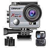 Campark® 4k Wifi Ultra HD Wasserdichte Sport Actionkamera mit Time Lapse und Slow Motion Funktion...
