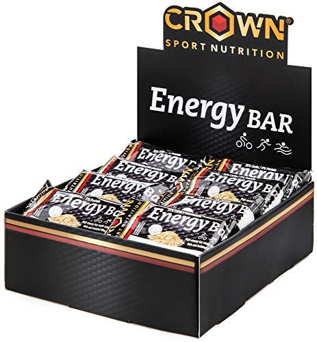 Crown Sport Nutrition 18 x Energy Bar 60g