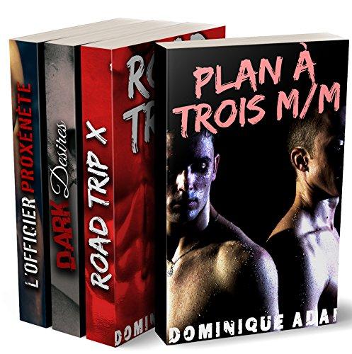 COMPILATION Nouvelles XXX GAYS: Anthologie d'histoires hautement ROTIQUES M/M (-18): 4 nouvelles rotiques M/M  prix exceptionnel !