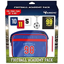 SUBSONIC Pack d'accessoires Football Academy pour Nintendo NEW 3DS XL