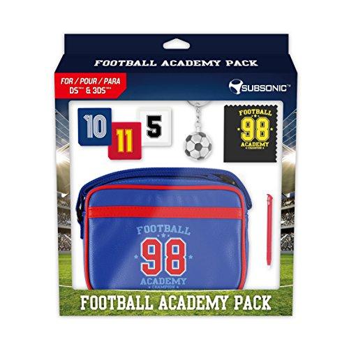 SUBSONIC Football Academy Kinder-Sporttasche, Blau, SA5363