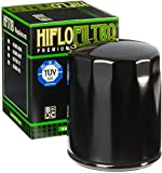 3x Filtro de aceite Harley Davidson XL 883 N Sportster Iron ABS 14-15 Hiflo HF170B