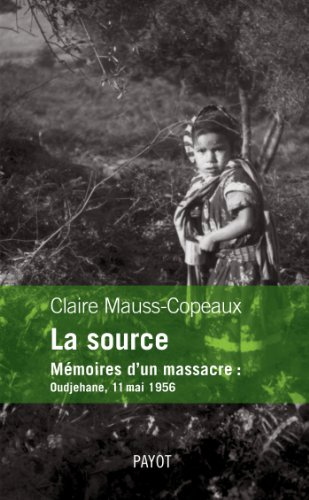 La source. Mémoires d'un massacre