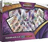 Pokemon- Coffret Collection Légendes Brillantes - Darkrai-GX chromatique,...