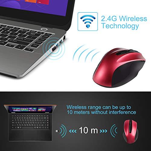 Zoom IMG-2 tedgem mouse senza fili 2