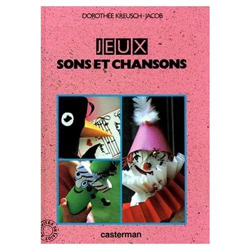 JEUX. Sons et chansons
