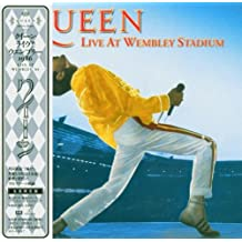 Live at Wembley-Ltd