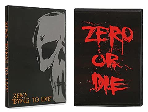 Zero Pack de 2 DVD Dying To Live + New Blood - New Blood Skateboard