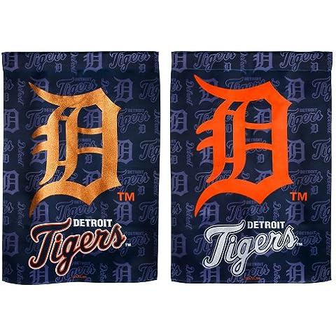 Detroit Tigers Glitter Logo Garden