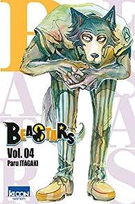 Beastars, tome 4 par Paru Itagaki