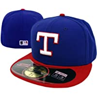 New Era Texas Rangers Authentic Retro 59FIFTY Fitted MLB Cap 1970s