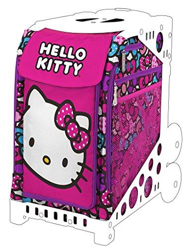 Eislaufen Zuca (Zuca Hello Kitty Schleife Party Sport Tasche (nur Tasche))