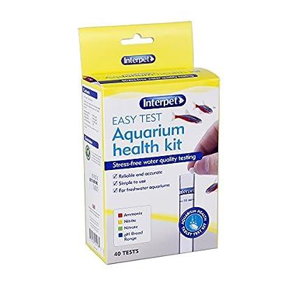 Interpet Easy Test Aquarium Health Kit 2