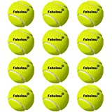 Tennis Rubber Light Weight Ball - Pack of 12