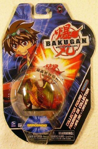 Bakugan Battle Brawlers Dragonoid Series 1 Collector Figure by Bakugan