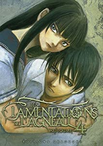 Les lamentations de l'agneau Edition simple Tome 4