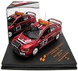 Geschwindigkeit–Sunstar–43440Maxi–Fahrzeug Miniatur–Mitsubishi Lancer Evolution IX–Rallye des Japan 2007–Maßstab 1/43