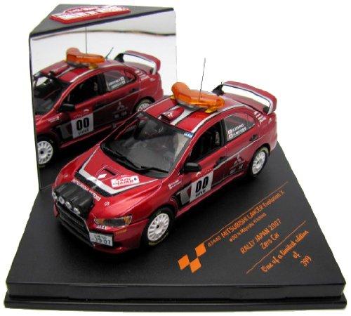 vitesse-43440-modellino-auto-mitsubishi-lancer-evo-x-00-japan-rally-2010-myoshi-ichino-scala-143