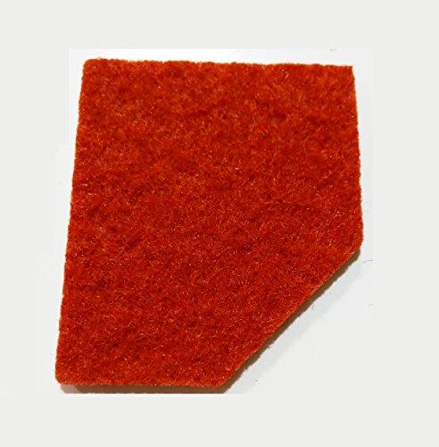 1 rollo 121,20 m2 de Moqueta o alfombra para Eventos y ferias, color R
