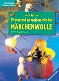Filzen und gestalten mit der Märchenwolle bei Amazon kaufen