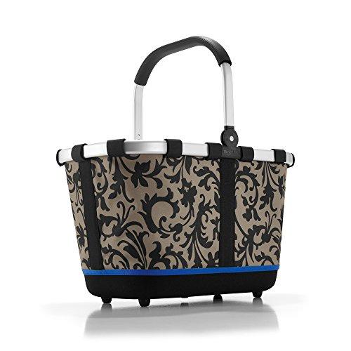 Preisvergleich Produktbild Reisenthel carrybag 2 baroque taupe 23 Liter Einkaufskorb Tragetasche Henkelkorb