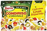 Condiriso l'Originale Condimento Vegetale per Insalate di Riso, Confezione da 3 Vasetti da 285 gr