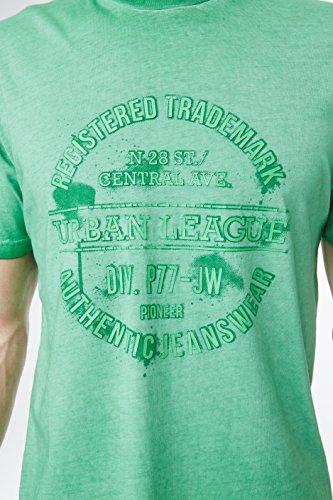Pioneer Herren T-Shirt Grün (Dkjade 657)