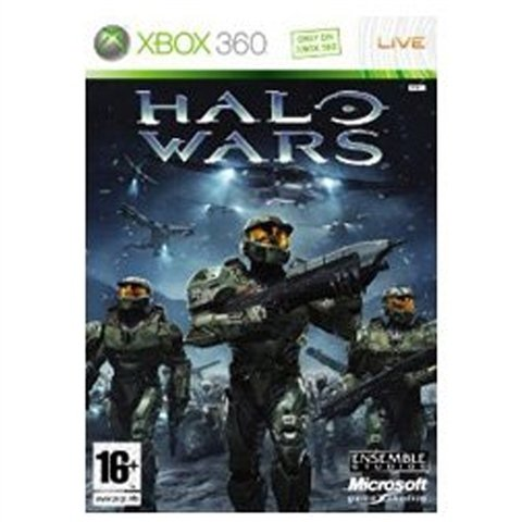 Halo Wars (Xbox 360) [Importado de Inglaterra]