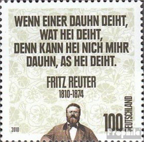 germaniad-germaniagermania-2832-completaproblema-2010-fritz-reuter-francobolli-