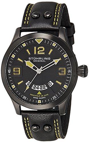 514JYihMs7L - Stuhrling Original Mens 141A.335565 watch