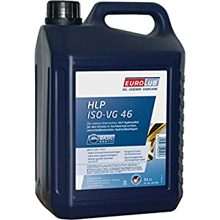 EUROLUB HLP ISO-VG 46 Hydrauliköl, 5 Liter