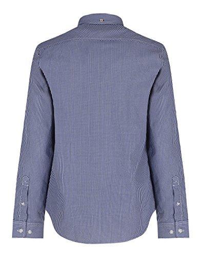 Williams Outright -  Camicia Casual  - Uomo Blue