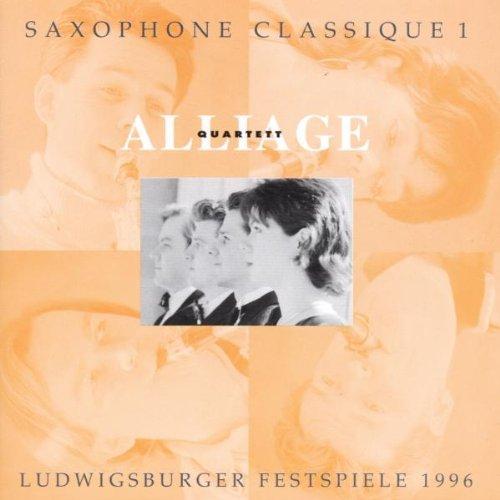 Saxophone classique Vol. 1