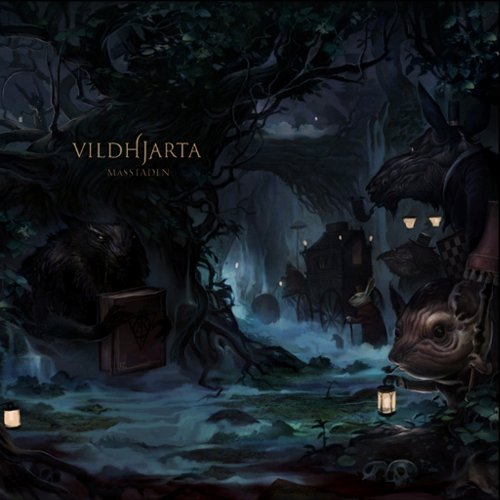Vildhjarta: Masstaden (Audio CD)