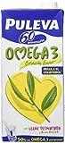 Puleva Leche con Omega 3 - Pack de 6 x 1 l - Total: 6 l