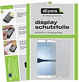 dipos I 2X Schutzfolie matt passend für Meizu 15 Plus Folie Bildschirmschutzfolie