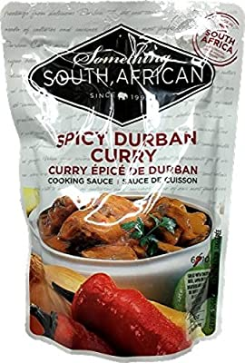 Something South African Spicy Durban Curry from Willow Falls