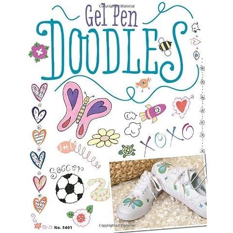 Gel Pen Doodles by Jennifer Mayer (1-Feb-2013) Paperback