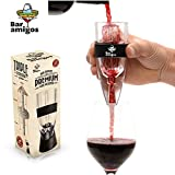 Bar Amigos Red Wine Aerator Globally PATENTED...