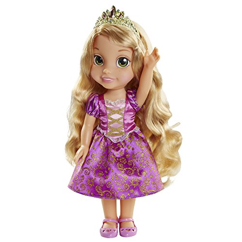 Rapunzel Kostüm Princess Disney - Disney Prinzessinnen Rapunzel Spielpuppe, 35 cm