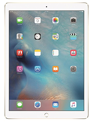 Apple Ipad Pro Tablet (12.9 Inch, 32gb, Wi-fi), Gold