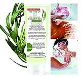 Therapeutisches Anti-Läuse-Shampoo mit Teebaumöl 200 ml- Anti-Pilz- und Anti-Akne-Seife 200 ml - Gesicht, Hände, Körper, Füße und Nägel - Familien-Duschgel/Reinigungsshampoo
