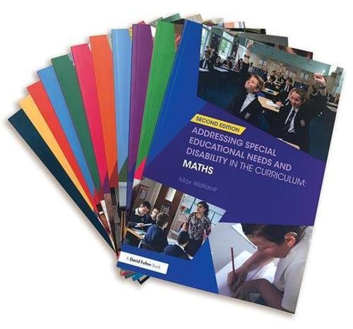 Addressing Special Needs and Disability in the Curriculum 11 Book Set (Addressing SEND in the Curriculum)