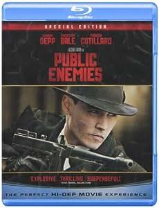 Public Enemies [Blu-ray] [2009] [US Import]