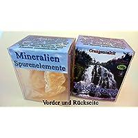 Wassersteine Mineralien und Spurenelemente Edelsteinwasser zum Energetisieren von Wasser WS5 preisvergleich bei billige-tabletten.eu